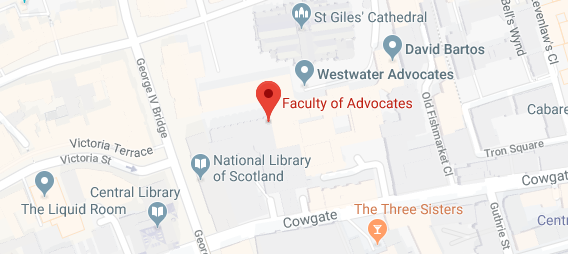 The Faculty of Advocates